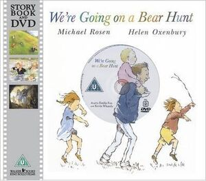 WE'RE GOING ON A BEAR HUNT & DVD