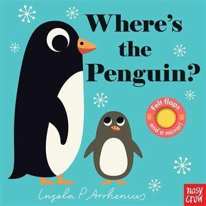 WHERE'S MR PENGUIN