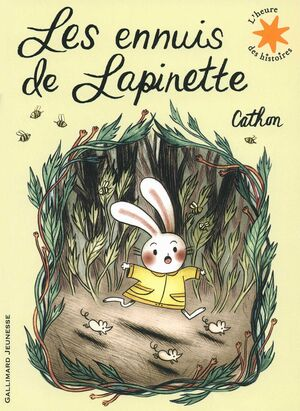 LES ENNUIS DE LAPINETTE