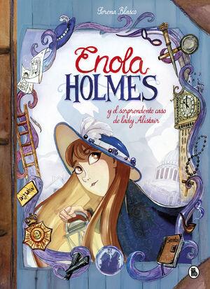 ENOLA HOLMES Y EL SOPRENDENTE CASO DE LA