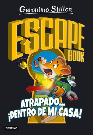 ESCAPE BOOK. ATRAPADO... ¡DENTRO DE MI CASA!