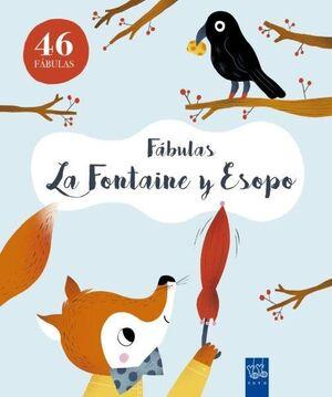 FABULAS LAFONTAINE Y ESOPO