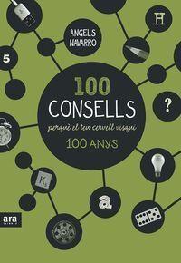 100 CONSELLS PERQUE EL TEU CERVELL VISQUI CENT ANYS - CAT