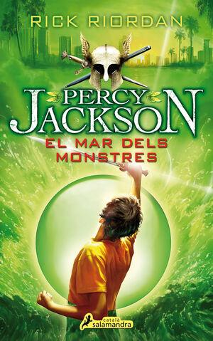 EL MAR DELS MONSTRES (PERCY JACKSON I ELS DÉUS DE L'OLIMP 2)