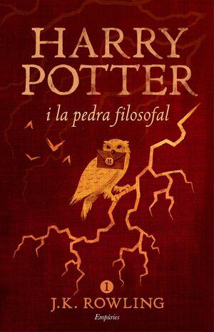 HARRY POTTER I LA PEDRA FILOSOFAL (RÚSTICA)