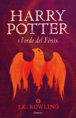 HARRY POTTER I L'ORDE DEL FÈNIX (RÚSTICA)
