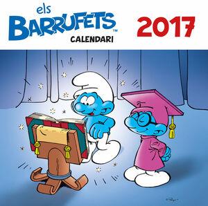 CALENDARI BARRUFETS 2017