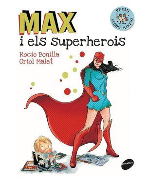 MAX I ELS SUPERHEROIS