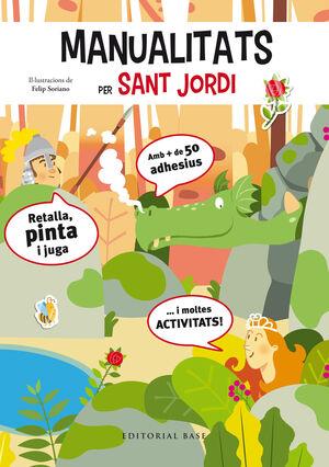 MANUALITATS I ACTIVITATS PER SANT JORDI