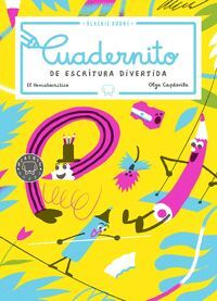 CUADERNITO DE ESCRITURA DIVERTIDA, VOLUMEN 3