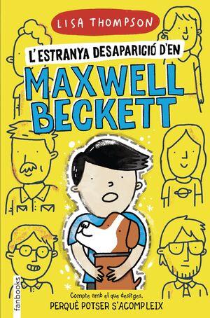 L'ESTRANYA DESAPARICIO D'EN MAXWELL BECKETT