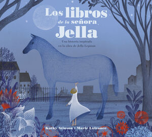 LOS LIBROS DE LA SEÑORA JELLA
