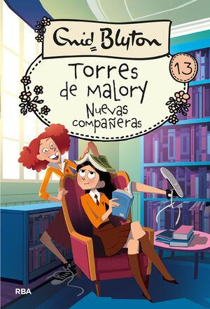 TORRES DE MLORY 13. NUEVAS COMPAÑERAS