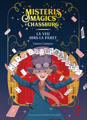 MISTERIS MAGICS 01 LA VEU DINS LA PARET