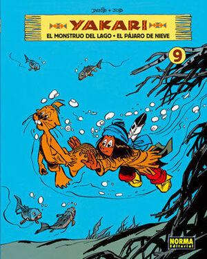 YAKARI 9, EL MONSTRUO DEL LAGO  EL PÁJARO DE NIEVE