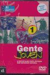 GENTE JOVEN 1 (DVD + GUIA DIDACTICA)