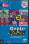 GENTE JOVEN 2 (DVD + GUIA DIDACTICA)