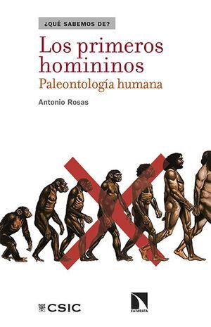 PRIMEROS HOMININOS,LOS