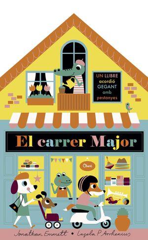 EL CARRER MAJOR. LLIBRE ACORDIÓ