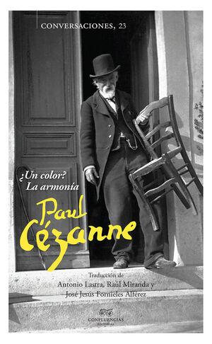 CONVERSACIONES CON PAUL CEZANNE