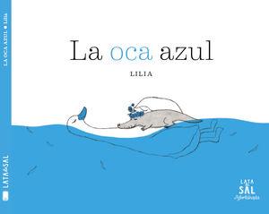 LA OCA AZUL