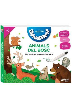 AVIVAMENT ANIMALS DEL BOSC - CAT